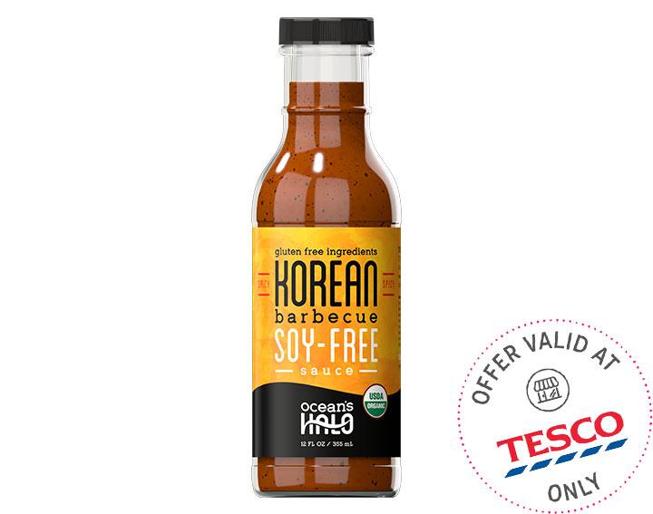 Korean BBQ Organic Soy-free Sauce 355ml