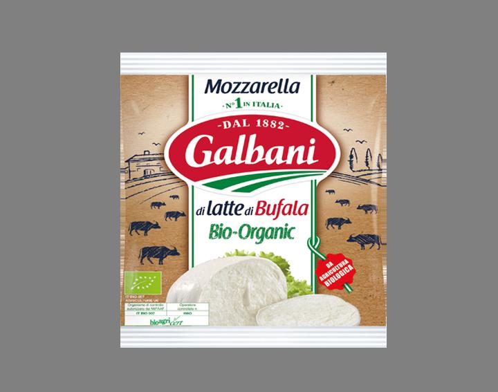 Mozzarella di Latte di Bufala Bio 125g