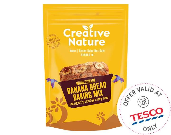 Banana Bread Baking Mix 250g