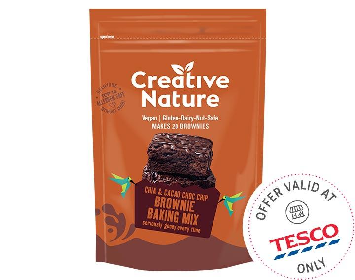 Brownie Baking Mix 250g