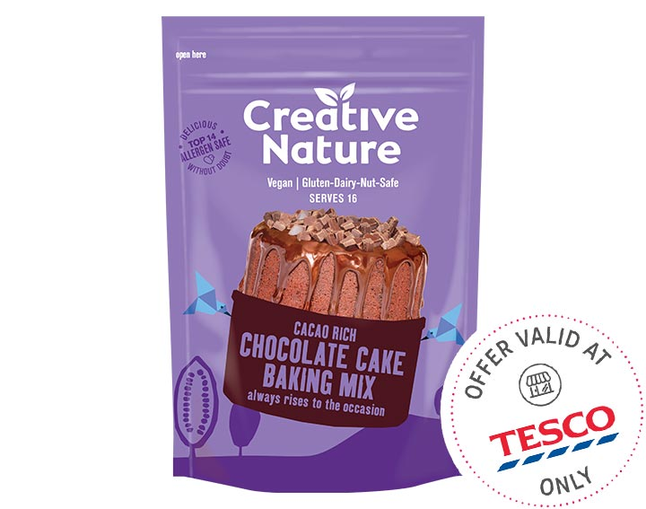 Chocolate Cake Baking Mix 250g