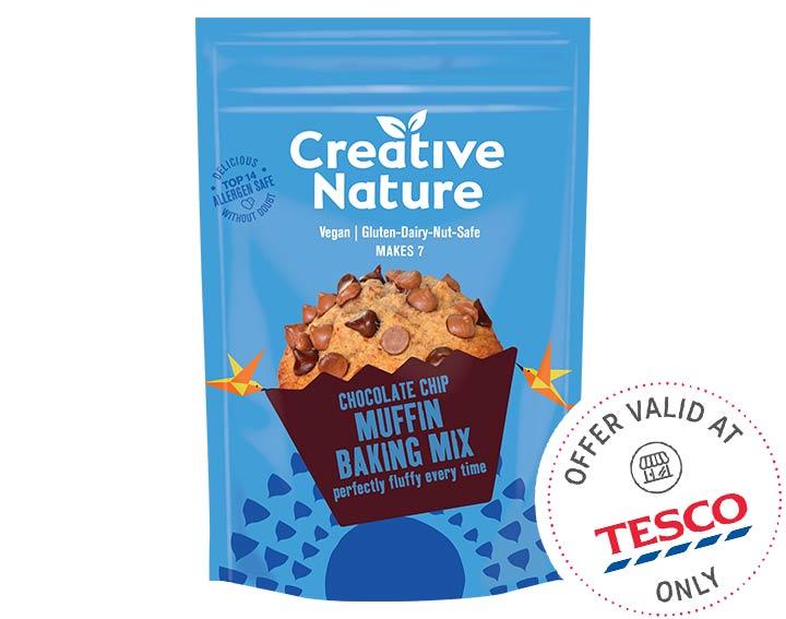 Chocolate Chip Muffin Mix 250g