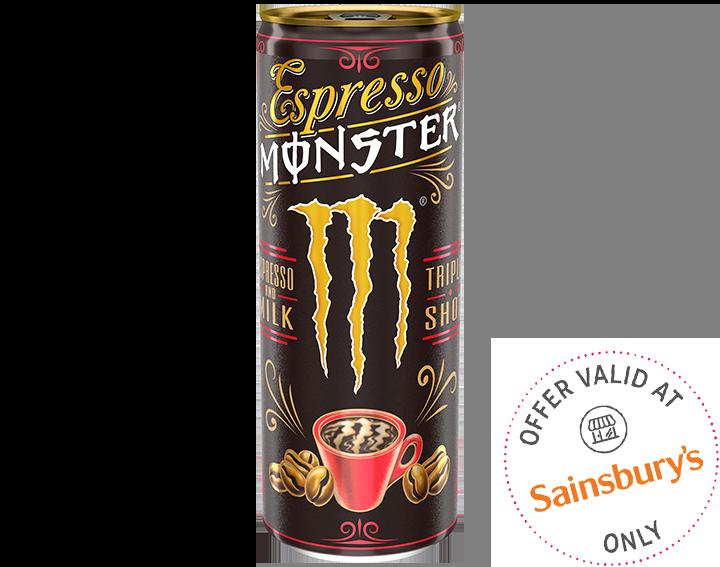 Espresso Monster & Milk 250ml