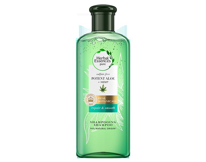 Shampooing Aloe & Chanvre – Réparation