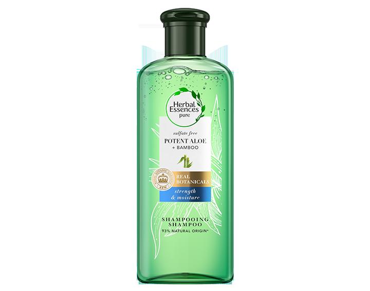 Shampooing Aloe & Bambou – Renforcement
