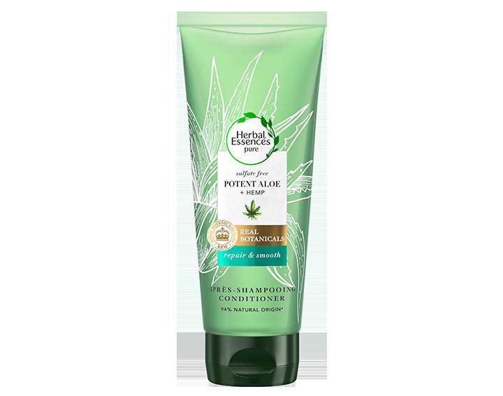 Après-shampooing Aloe & Chanvre – Réparation
