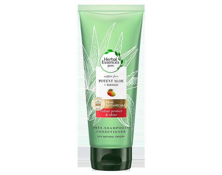 Après-shampooing Aloe & Mangue – Coloration