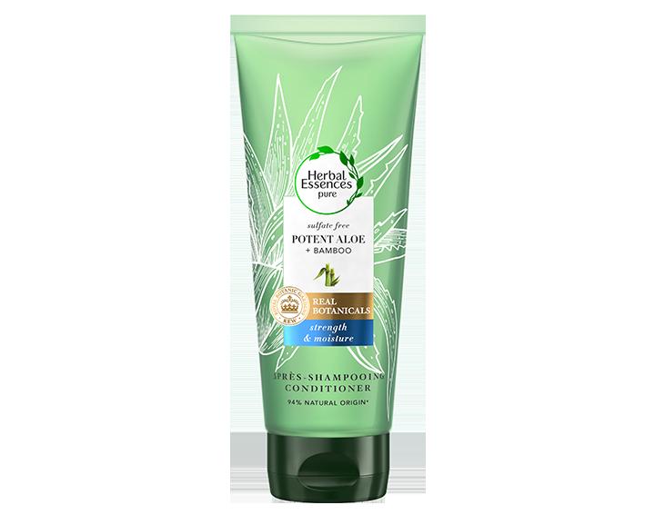 Après-shampooing Aloe & Bambou – Renforcement