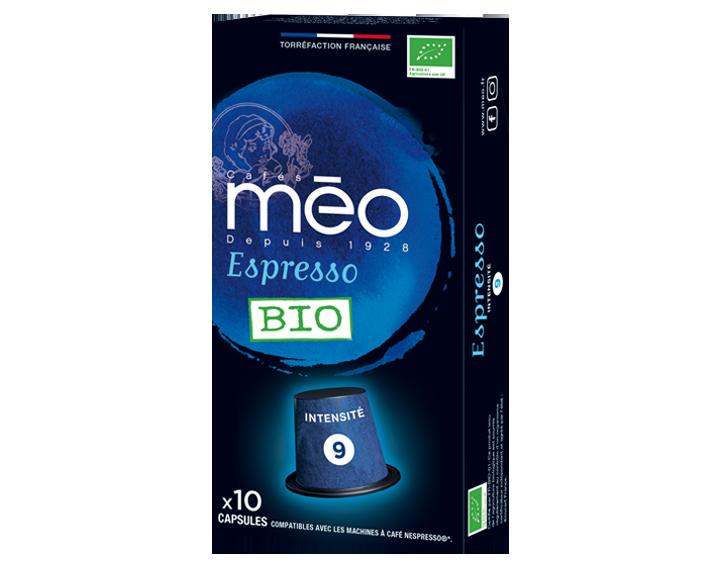 Capsule Espresso Bio x10 capsules