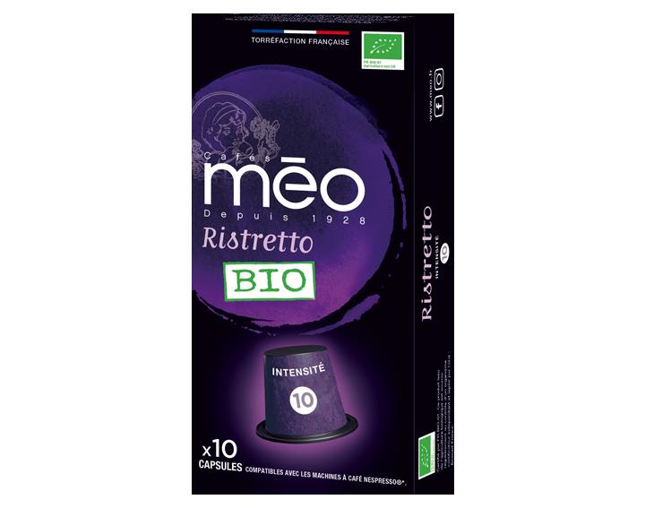 Capsule Ristretto Bio x10 capsules