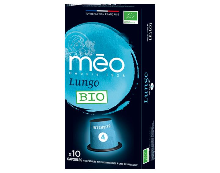 Capsule Lungo Bio x10 capsules