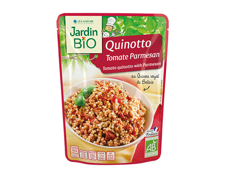 Quinotto Tomate Parmesan