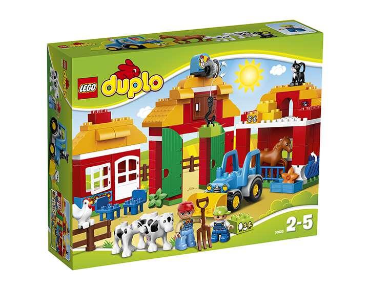 LEGO® DUPLO® Town  La grande ferme