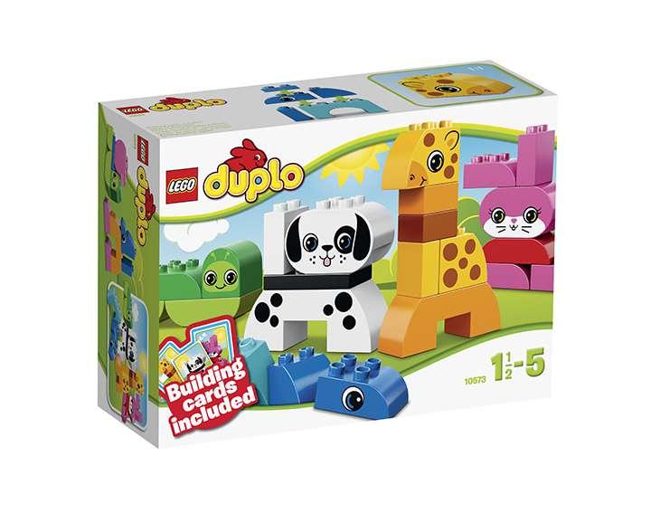 LEGO® DUPLO® Creative Play Animaux rigolos