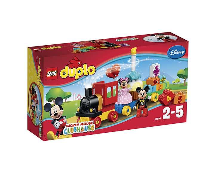 LEGO® DUPLO® Disney™ La parade d'anniversaire de Mickey et Minnie