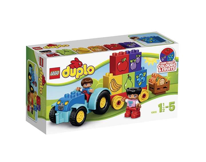 LEGO® DUPLO® Creative Play Mon premier tracteur