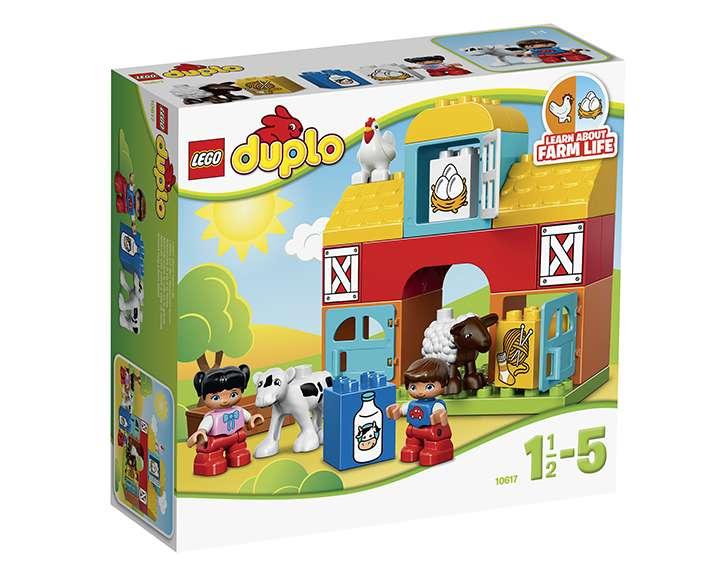 LEGO® DUPLO® Creative Play Ma première ferme