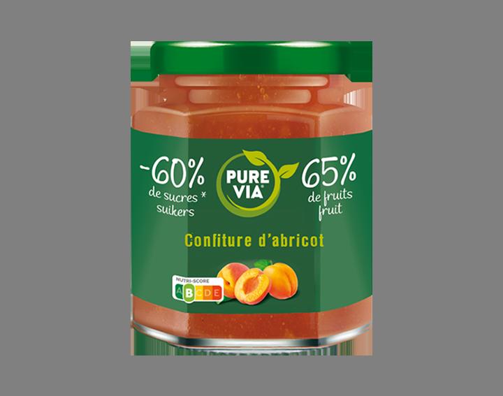 Confiture Pure Via Abricot 300g