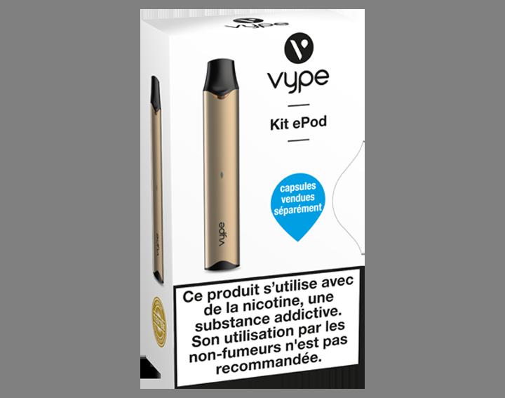 Vype ePod Kit Simple Gold