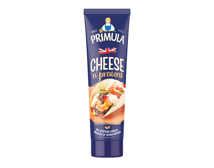 Cheese 'n' Prawns 150g