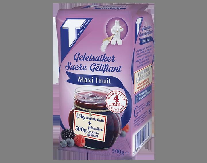 Geleisuiker Maxi Fruit