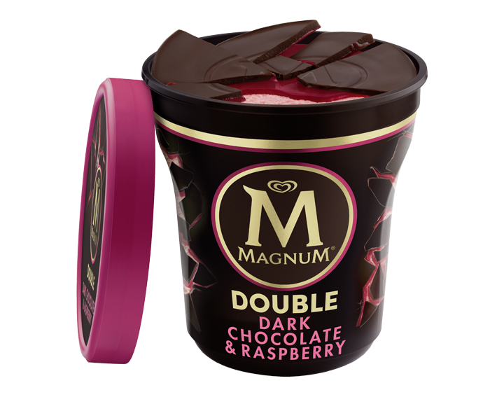 Magnum Double Dark Raspberry 440ml