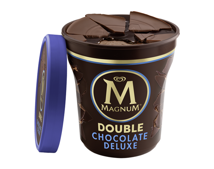 Magnum Double Chocolate Deluxe 440ml