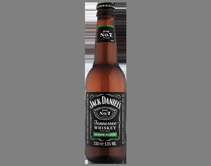 Jack Daniel's & Ginger 33cl