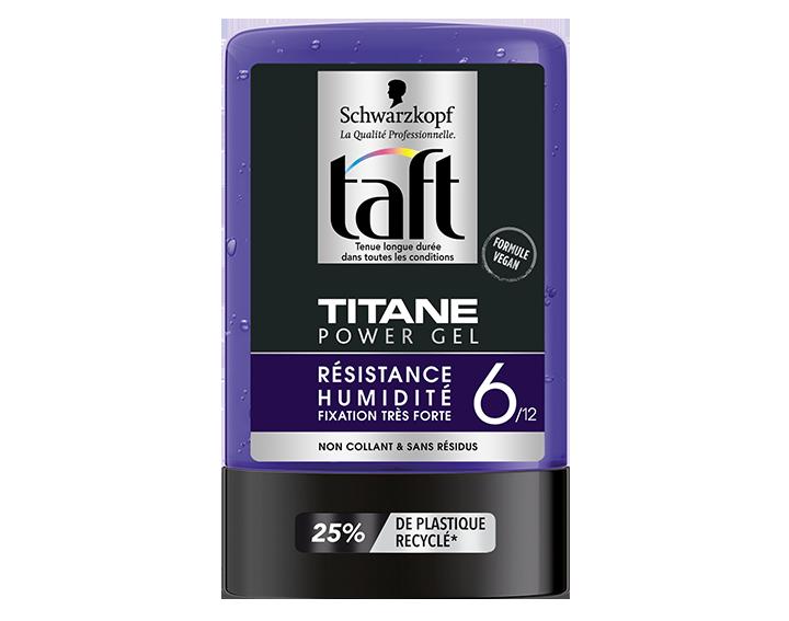 TAFT Power Gel Tube Titane - 300ml