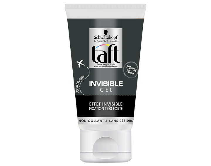 TAFT Power Mini Effet Invisible - 100ml