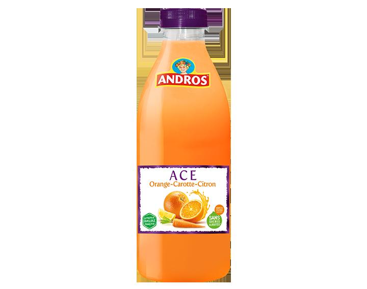 ACE Orange carotte citron 75cl