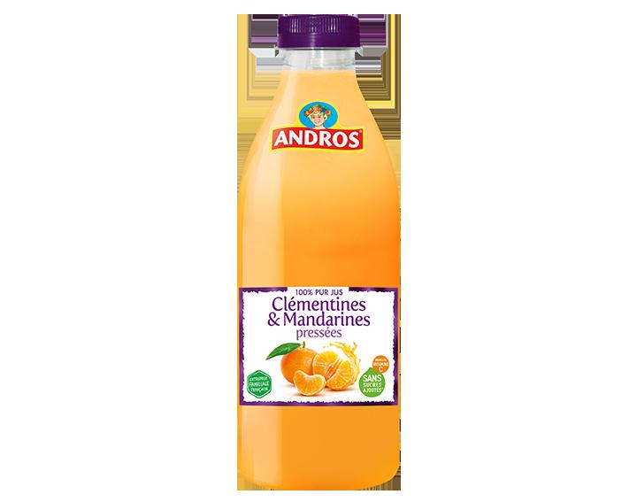 Pur jus Clémentines & Mandarines 75cl