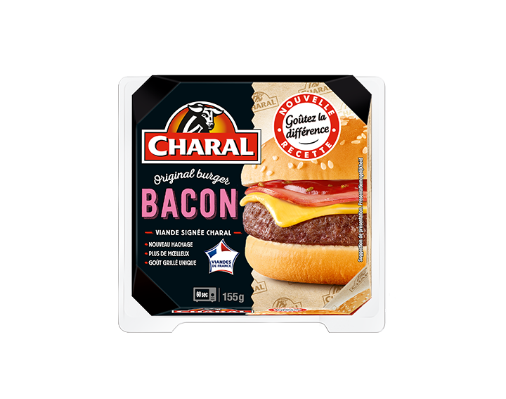 Bacon Burger Charal