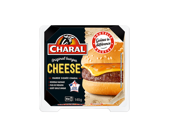 Cheese Burger Charal