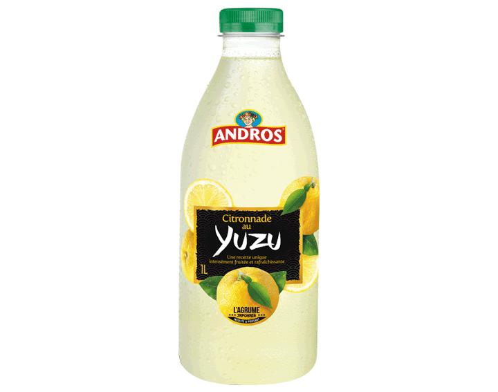 Citronnade au Yuzu 1L