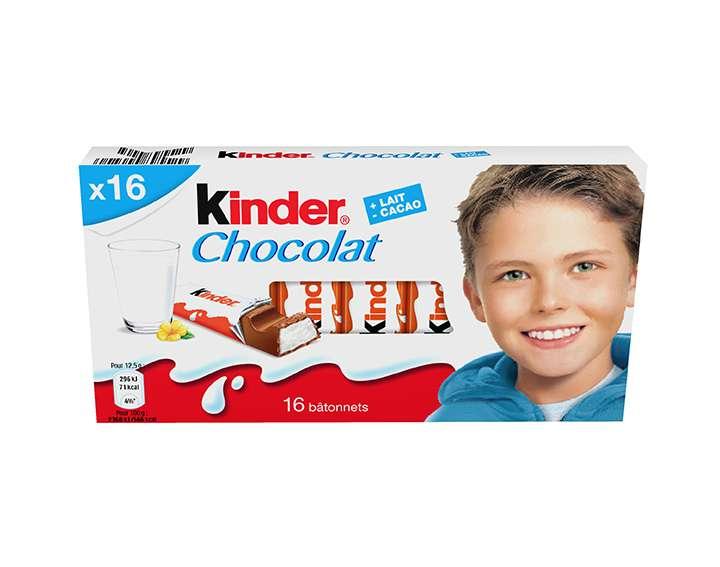 Kinder Chocolat x16