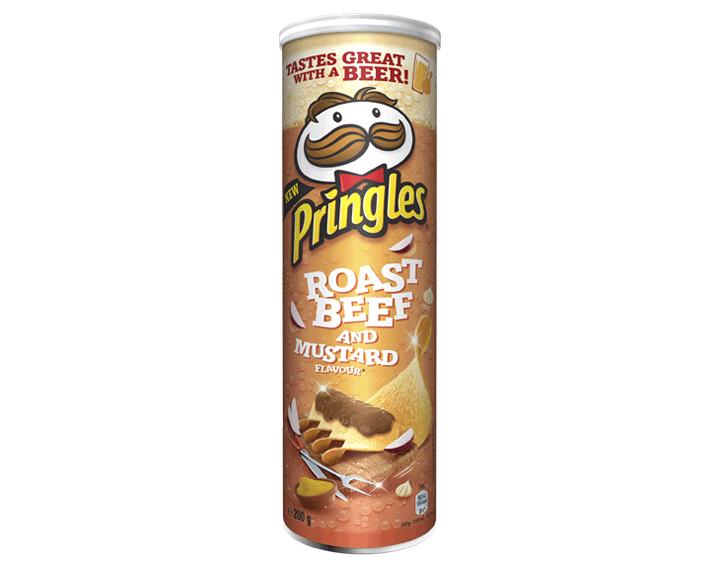 Roast Beef & Mustard 200g