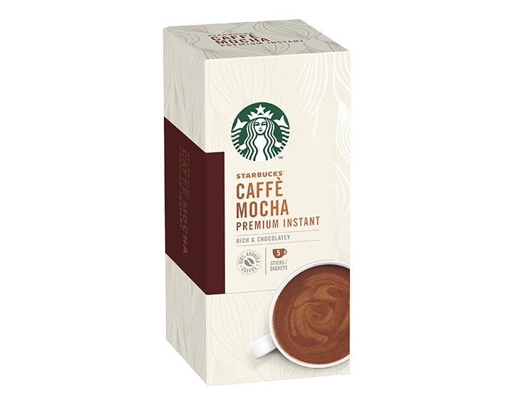 Premium Instant Caffè Mocha 70g