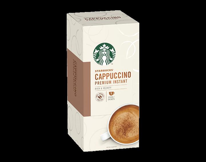 Premium Instant Cappuccino 70g