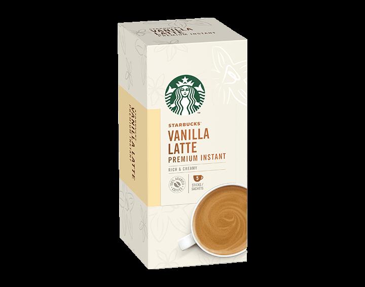 Premium Instant Vanilla Latte 70g