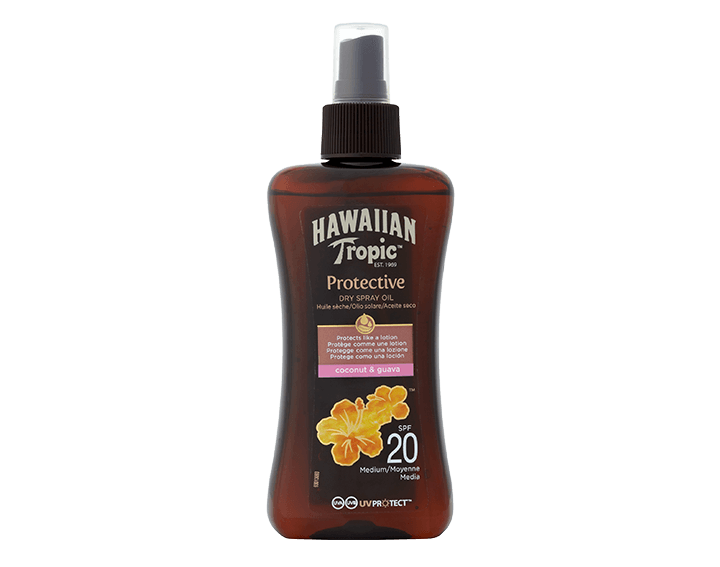 Protective Dry Oil Spray Coconut & Guava SPF20