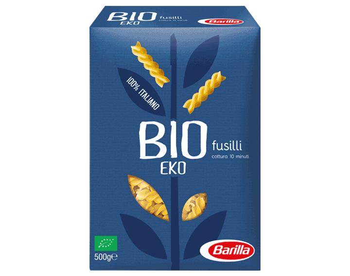 Fusilli Bio 500g