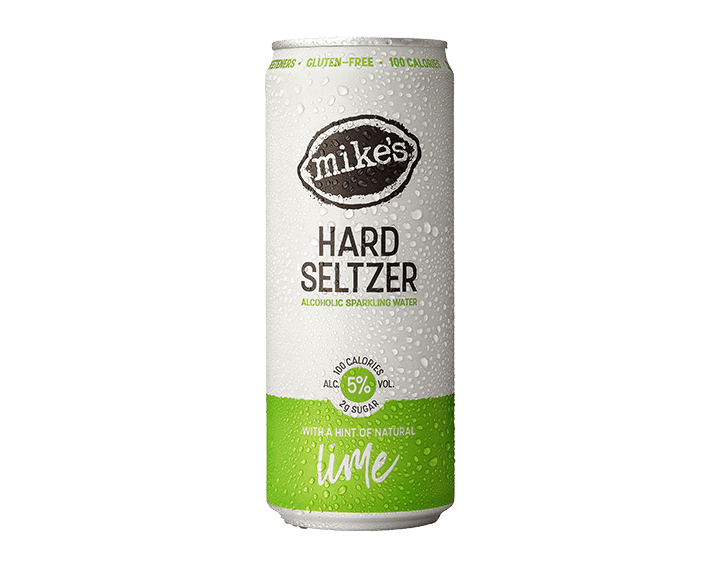 Mike's Hard Seltzer Lime 330ml