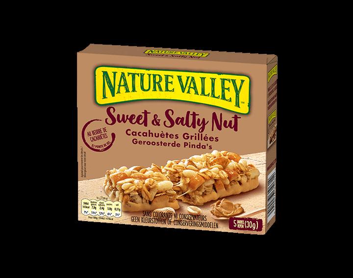 Sweet & Salty Nut Cacahuètes Grillées