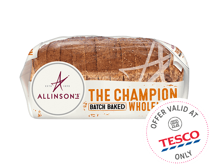 The Champion Wholemeal 650g
