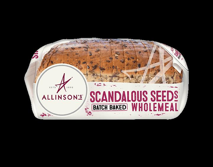 Scandalous Seeds 650g