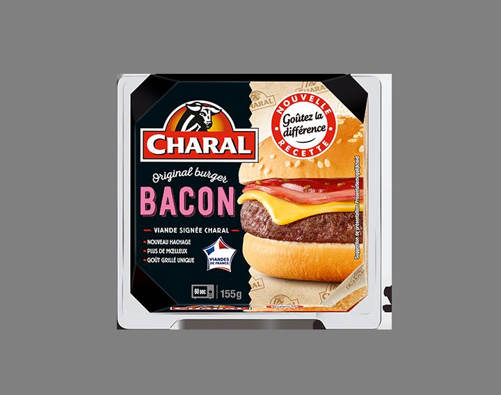 Bacon Burger Charal