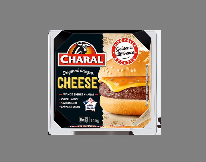 Cheese Burger Charal