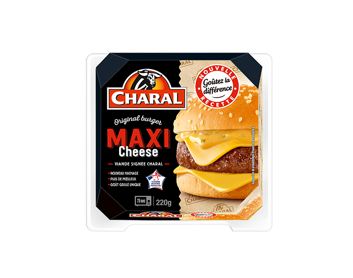 Maxi Cheese Charal