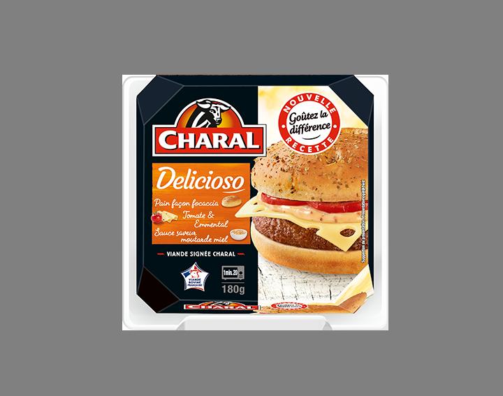 Delicioso Charal